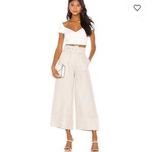 Shona Joy Hamilton Belted Culottes size 4
